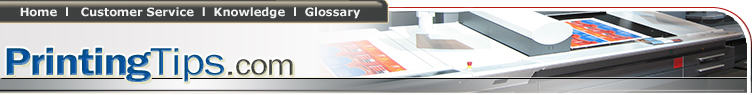 Offset Printing Glossary Term